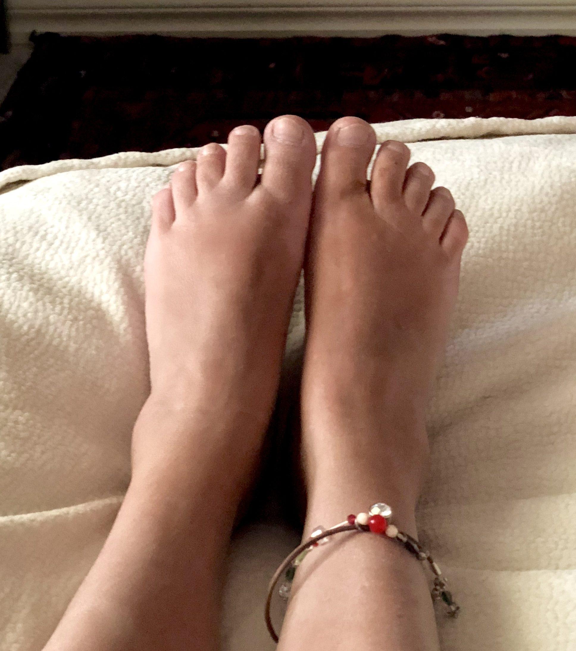 Mina fotspår